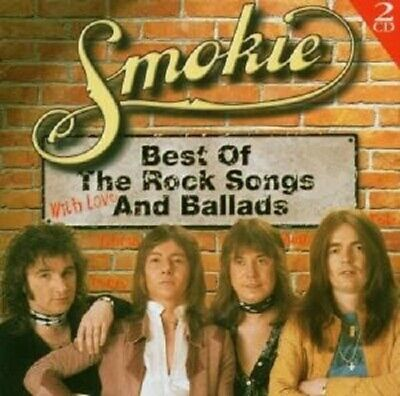 "Smokie ""Best Of The Rock Songs And Ballads"" Cd New!"