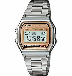 Casio Watch A-158WEA-9JF  Men's  standard classic degital New F/S from Japan