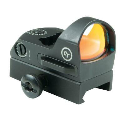 Crimson Trace 1x Compact Open Reflex Red Dot Sight with 3.5 MOA Dot Reticle
