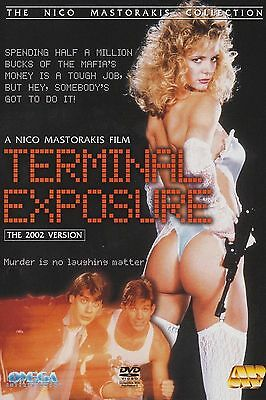 TERMINAL EXPOSURE (2002) by NIKOS NICO MASTORAKIS RARE SEALED DVD