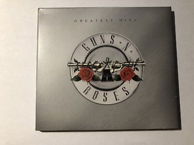 Greatest Hits, Guns N' Roses CD