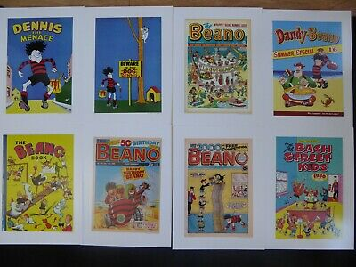 Poster pack: The Beano: A Collection of Posters from the Classic Comic Book.
