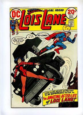 Superman's Girl Friend Lois Lane #135 - DC 1973 - FN