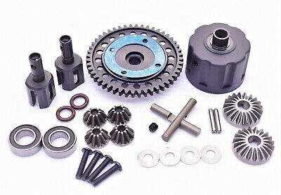 Hot Bodies D819 - CENTER DIFFERENTIAL lightweight 48t 109836 HBS204450 Buggy