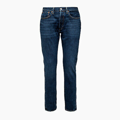 Jeans uomo LEVI'S 501 Skinny 342680043 Coupe Skinny Col.LUTHER BLUE WARP Lis110€