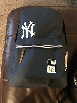 e1b0690bd99 HERSCHEL SUPPLY CO. Heritage MLB New York Yankees Backpack NEW ...