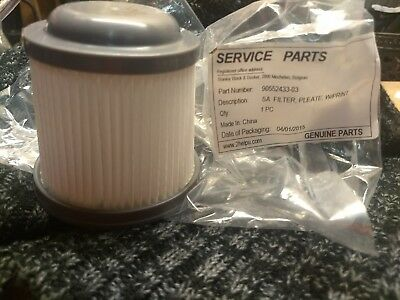 Black and Decker Genuine OEM Replacement Filter # 90552433-03