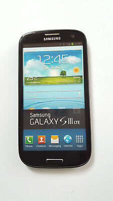 Samsung Galaxy SIII LTE in Black Handy Dummy Attrappe - Requisit, Deko, Werbung
