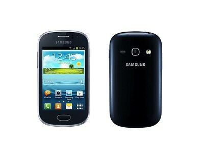 Samsung Galaxy FAME in Metallic Blue Handy Dummy Attrappe - Requisit, Deko