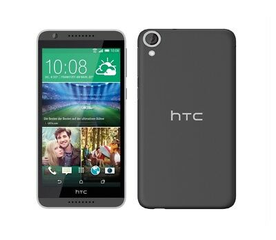 HTC Desire 820 in Grey Handy Dummy Attrappe - Requisit, Deko, Werbung, Muster