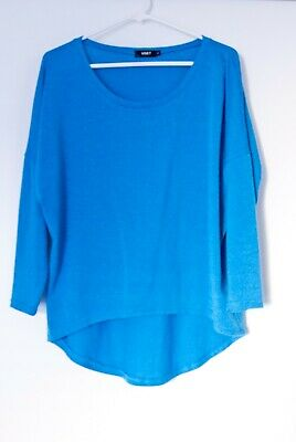5856eab014e UGET Women's Sweater Casual Oversized Off-Shoulder Pullover Batwing Sleeve  SMALL
