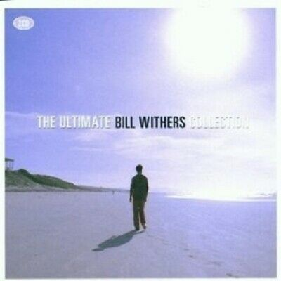 """Bill Withers """"The Ultimate Collection"""" 2 Cd New!"""