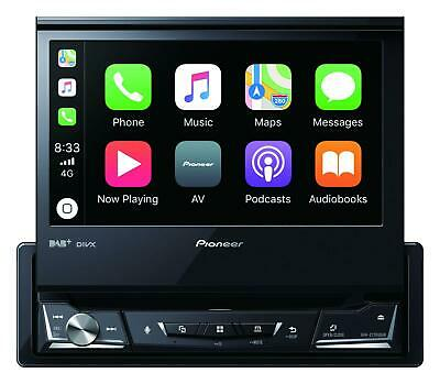 Pioneer AVH-Z7200DAB CD/DVD/MP3-Autoradio Touchscreen DAB Bluetooth USB iPod Car
