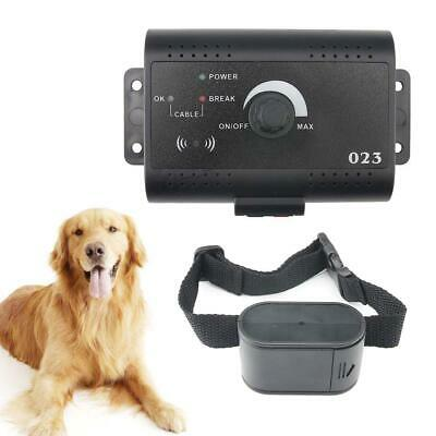 Safe Waterproof Underground Electric Dog Pet Fence Fence Shock Collar System BE