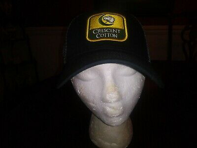 Crescent Cotton Ball Cap in Black South Carolina One Size Fits Most NEW