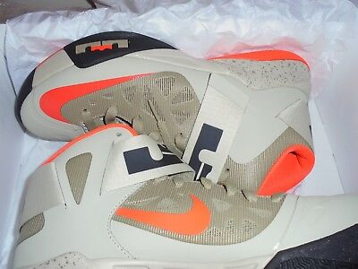 newest f9599 59f6f mens Nike Zoom Soldier VI 525015-200 Bamboo Crimson Size 8 with box!