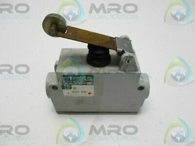Craig & Derricott D2 Limit Switch  * New No Box *