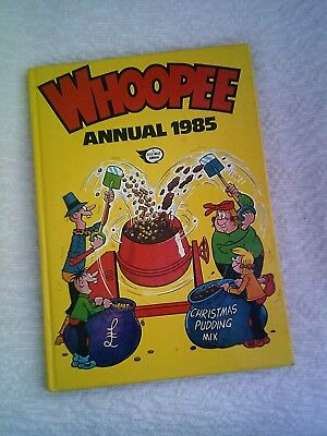 Whoopee! Annual 1983, Published 1984, Vintage Book