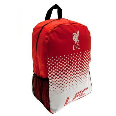 Liverpool FC Bag Backpack, Rucksack. Official. Football School / Gym Kids Adults
