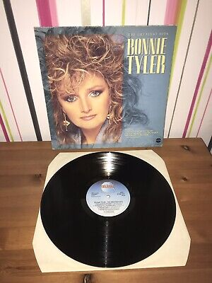 Bonnie Tyler - The Greatest Hits Vinyl Lp Record Album - Ex Vinyl - STAR2291