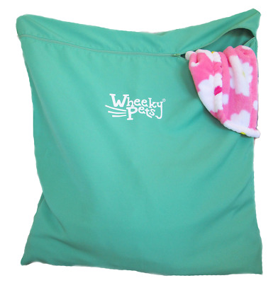 WheekyⓇ Pets Laundry Helper, for Dog and Cat Bedding, Laundry and Toys