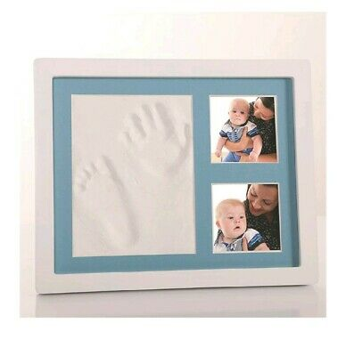 Cherished Baby Hand And Foot Photo Frame