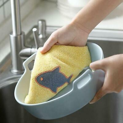 Home Kitchen Towel Absorbent Clean Cloth Sink Wipe Washing Cleaning Dishcloths W
