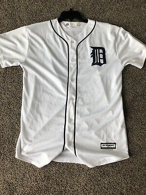 169966bb7 Majestic Miguel Cabrera  24 Detroit Tigers Cool Base Jersey - Size Youth XL