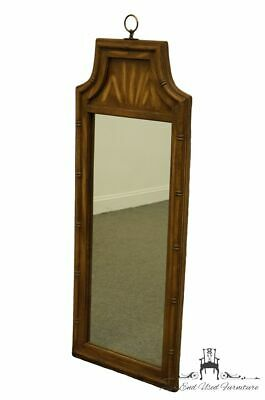 STANLEY FURNITURE Asian Style Faux Bamboo Dresser / Wall Mirror 7260-30