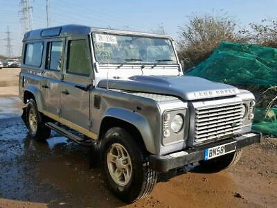 LAND ROVER DEFENDER 2.4 TD XS 110 5 SEAT accident damaged 2008 MODEL Salvage