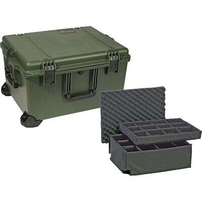 Pelican iM2750 Storm Case with Padded Dividers (OD Green)