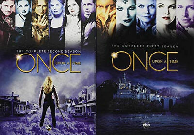 Once Upon a Time: Seasons 1 and 2 DVD 10-Disc Set