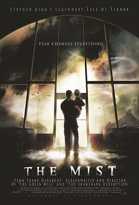 """The Mist movie poster - Stephen King - 11"""" x 17"""" inches"""
