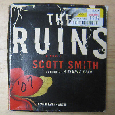The Ruins by Scott Smith (2006, CD, Abridged)