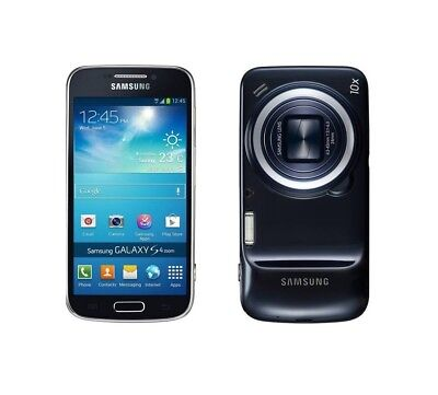 Samsung Galaxy S4 ZOOM in Black Handy Dummy Attrappe - Requisit Deko Ausstellung