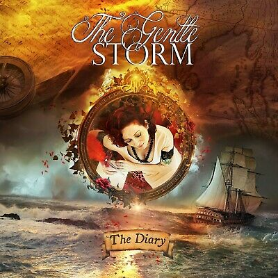 The Gentle Storm - The Diary (Special Edt.) 2 Cd New+