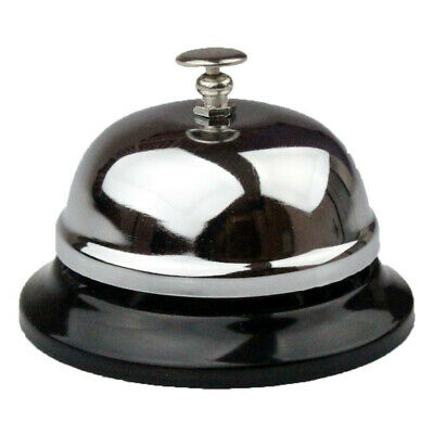 Service Bell Reception Desk Counter Ring Functioning Traditional