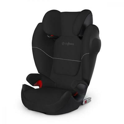 CYBEX Silver Solution M-Fix SL Child's Car Seat, for Cars with and Without...