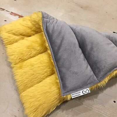 Weighted Blanket #27, Therapy Calming, Autism, ADHD, Sensory, Plush Faux Fur