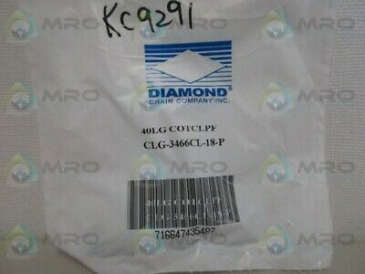 Diamond Clg-3466Cl-18-P Link *New In Factory Bag*