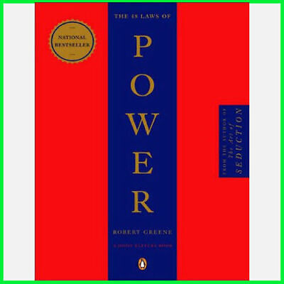 The 48 Laws of Power 2000 by Robert Greene E-Book PDF