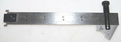 """Drill Point Gauge 6""""/15 mm  (Ref: 150409) From Chronos"""