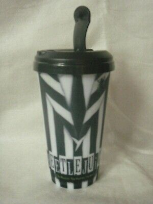 Broadway Souvenir Sippy Cup LIMITED EDITION OFF-BROADWAY LOGO Be More Chill