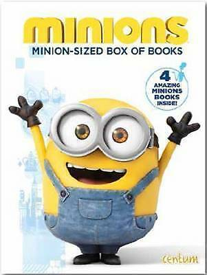 Minions Minion-Sized Box of Books by Centum Books (Hardback, 2015)