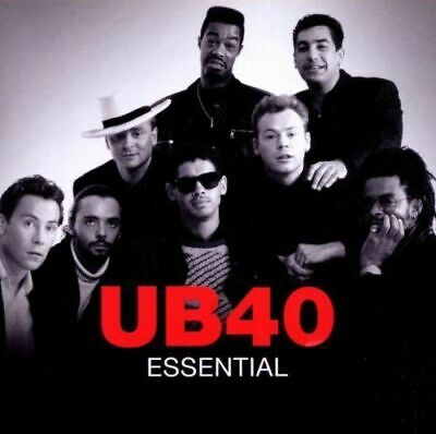 UB40: ESSENTIAL 18 TRACK CD GREATEST HITS COLLECTION / THE BEST OF NEW Gift Idea