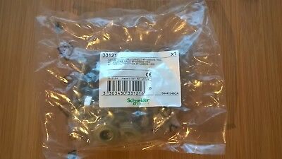 Schneider Replacement Set of Nuts/Bolts/Washers for 4 Pole NS630B - NS1600 MCCB