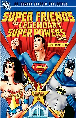 Super Friends poster (a) - Batman, Superman, Wonder Woman - 11 x 17 inches