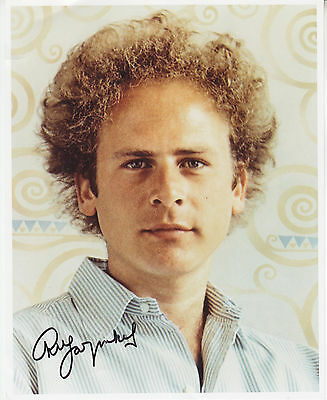 ART GARFUNKEL hand signed color photo 8x10 ] autographed photograph