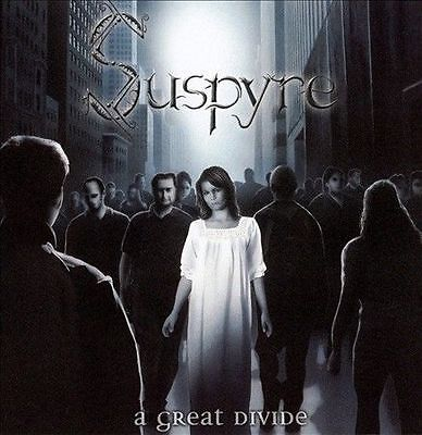 A Great Divide by Suspyre (CD 2007 Nightmare Records) - brand new!