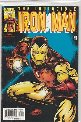 Russia 10 rubles Iron Man. Marvel Comics